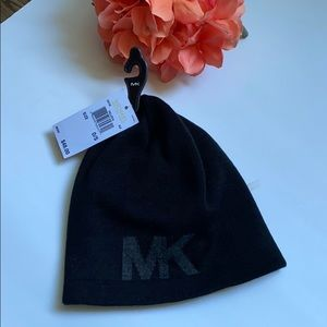 Michael Kors Black Hat NEW